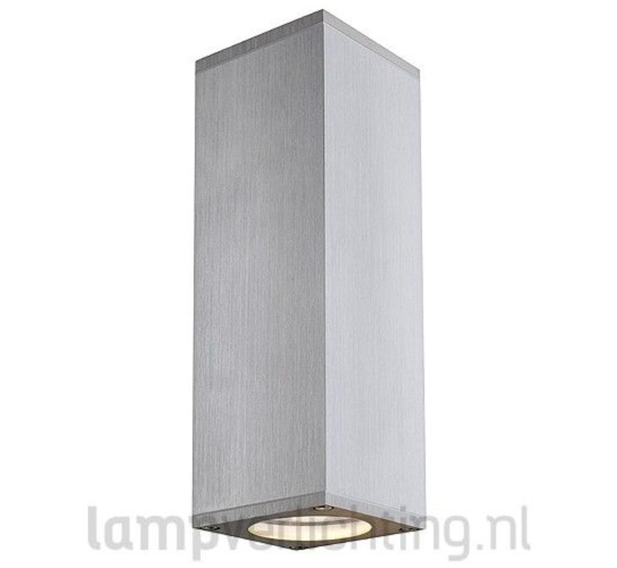 Buitenlamp Vierkant Up-down Kuub