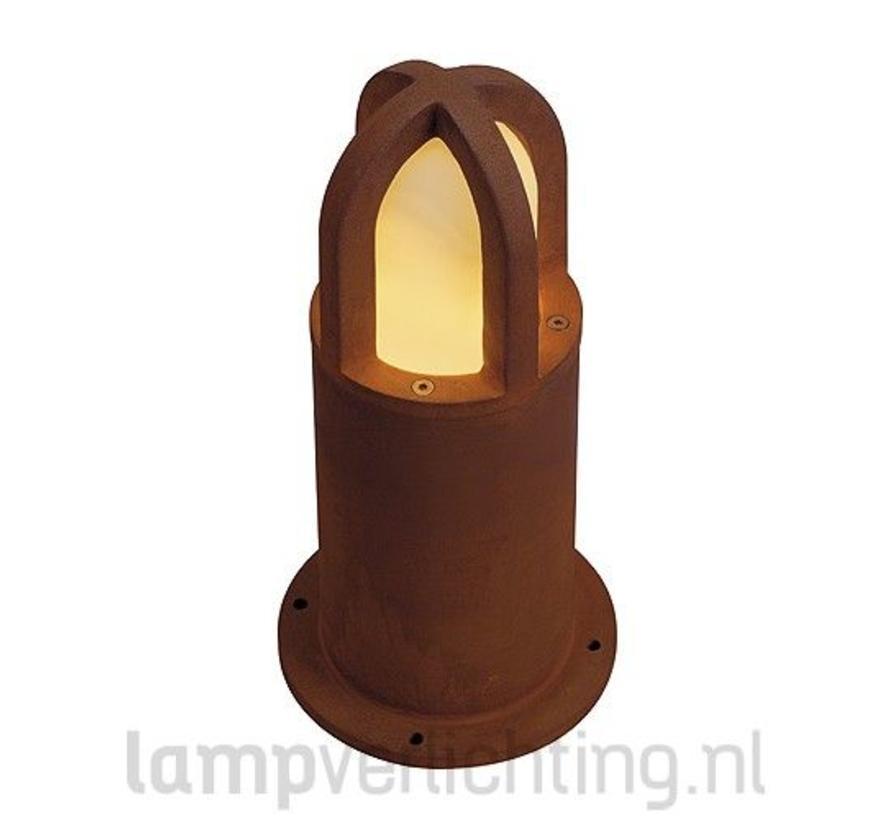 Rusty Cone 40 Tuinverlichting Cortenstaal