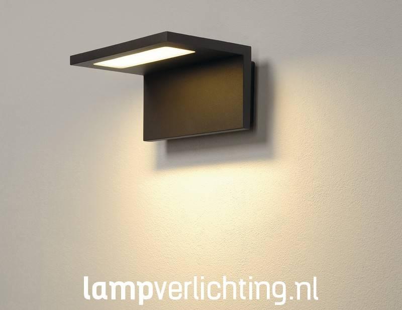Lampen Voor Buiten : Led wand lamp buiten ip antraciet of wit duurzaam design