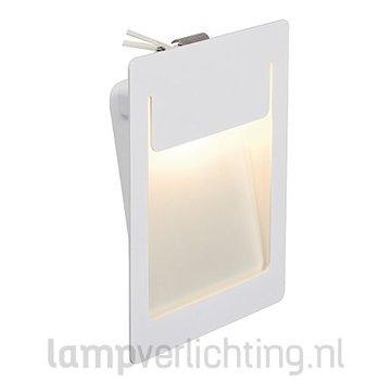 Wand Inbouwlamp LED 12x15 cm