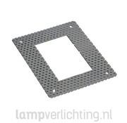 Stucframe voor Inbouwlamp 12x15 cm