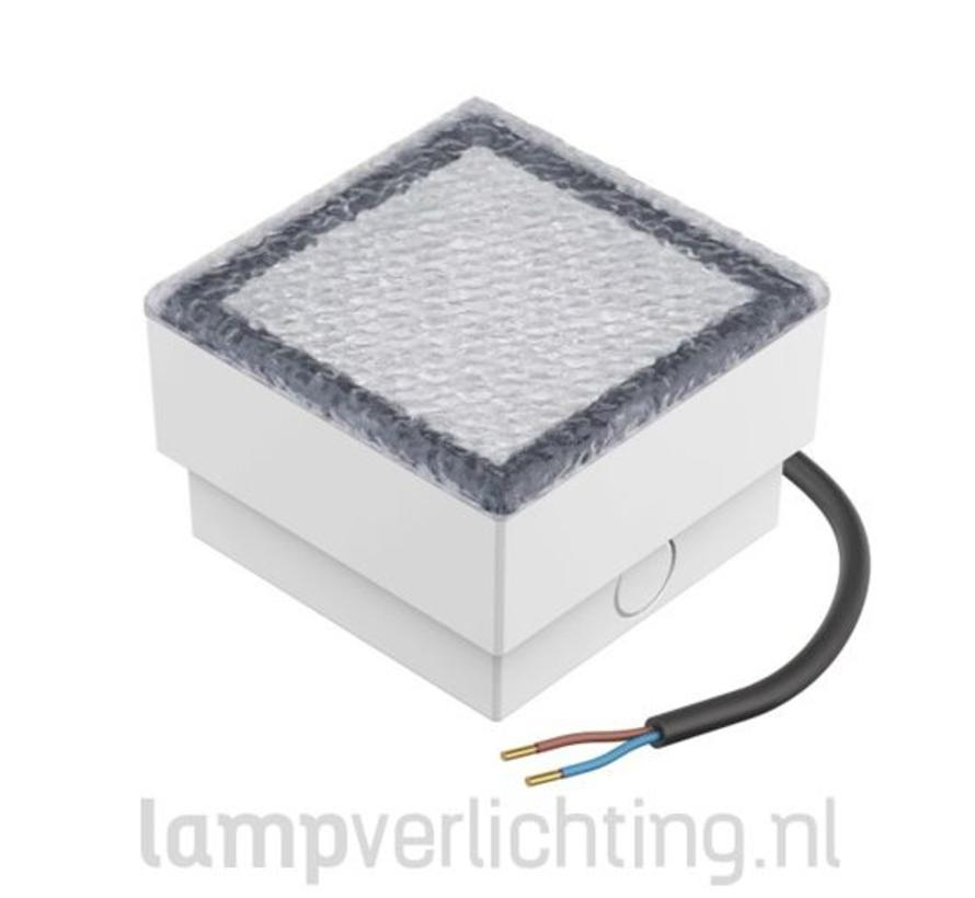 LED Tegel Steen 10x10 cm