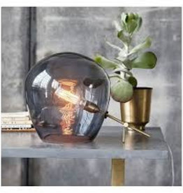 House Doctor GLOBE glas tafellamp