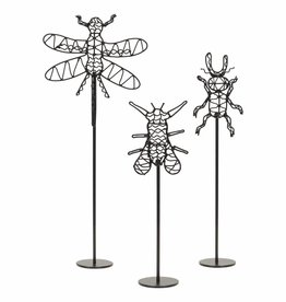 Bodilson INSECTS  set - 3  decoratie