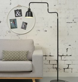 It's about Romi VLOERLAMP LONDON   black/ olive green/ white