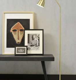 It's about Romi VLOERLAMP VALENCIA  gold/ black