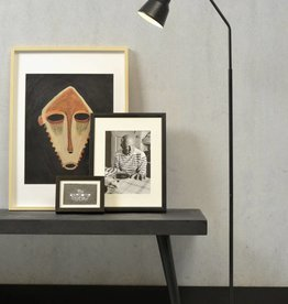 It's about Romi VLOERLAMP VALENCIA   black