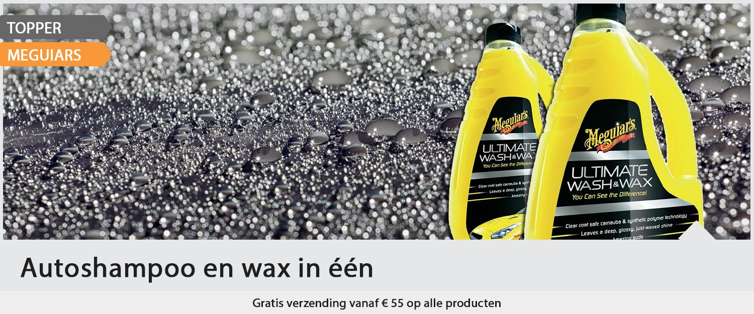 Ultimate Wash Wax