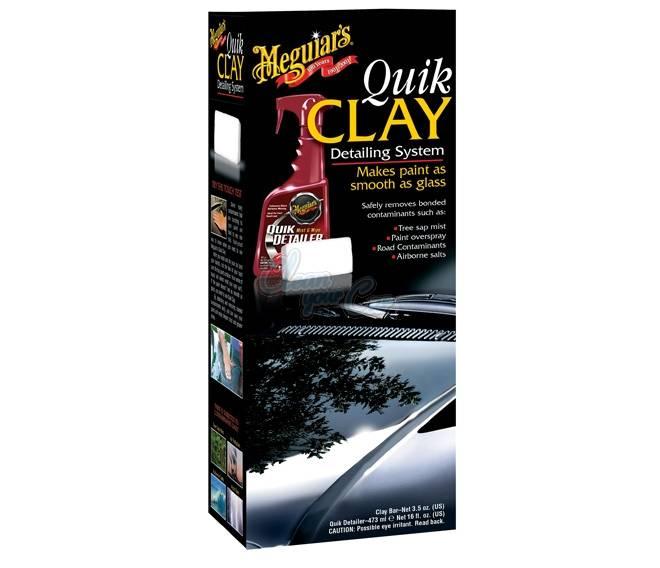 Meguiars Meguiar's Quik Clay Starter Kit