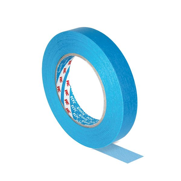 3M 3M 18mm Blue Scotch Masking Tape 3434 (50m)