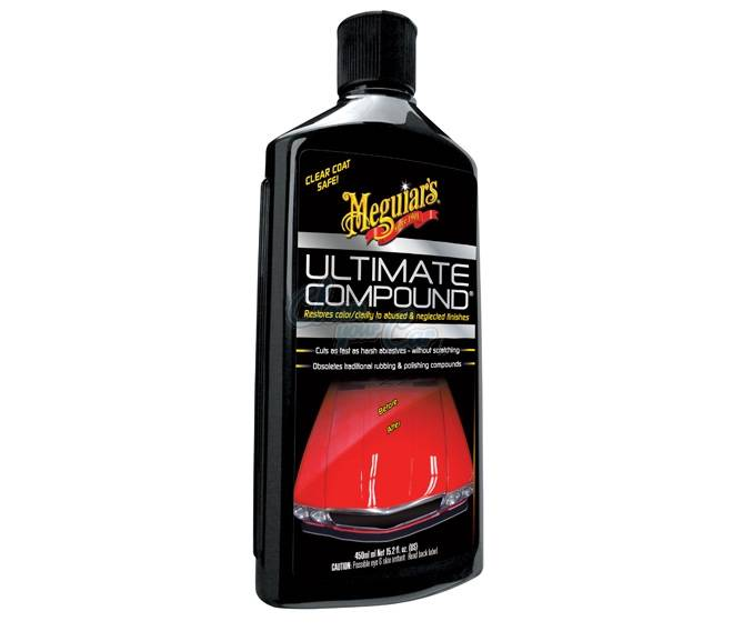Meguiars Meguiars Ultimate Compound 473ml