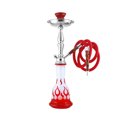 Flame Waterpijp 1-slang 48cm (W555)