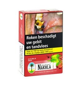 Nakhla Nakhla Double Red (Two Apples) 10x50 Gr.