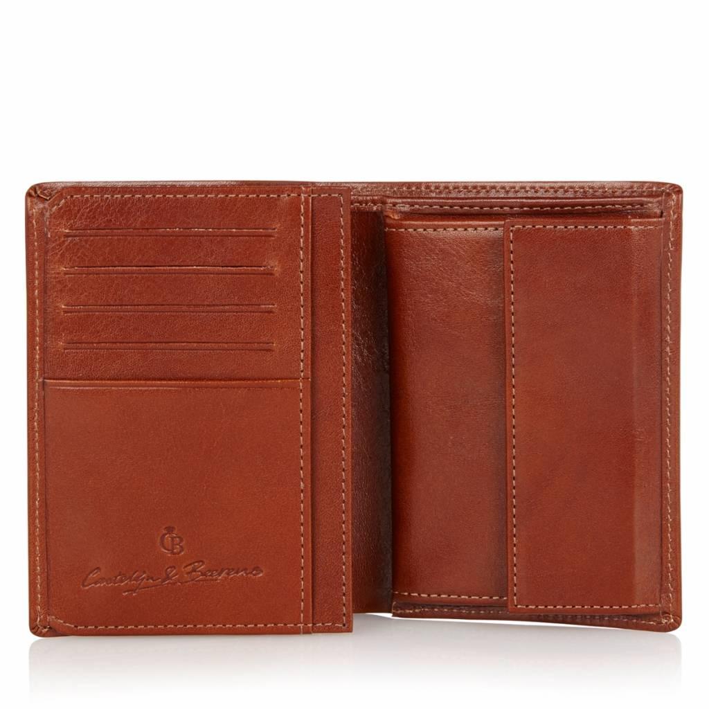 a700653ae9d Castelijn & Beerens Heren portemonnee cognac Castelijn & Beerens 425793 CO  ...