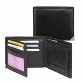 HJ de Rooy Heren portemonnee zwart HJ de Rooy  15533