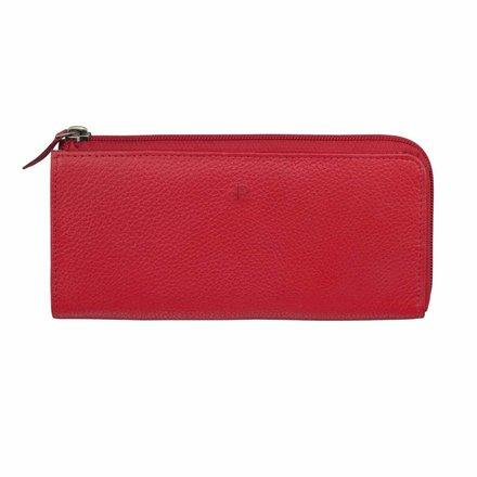 HJ de Rooy Dames portemonnee rood HJ de Rooy 110183 R