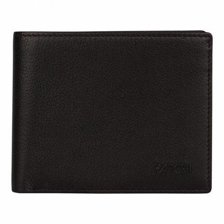 Burkely portemonnees Heren portemonnee zwart Burkely 045888.10