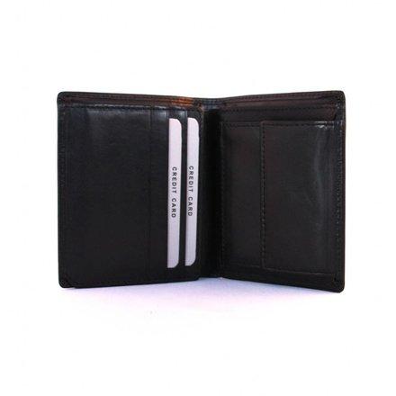 Burkely portemonnees Heren portemonnee zwart Burkely 31.07.27Z
