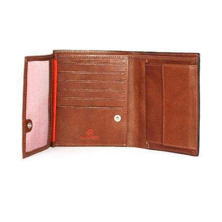 HJ de Rooy Heren portemonnee chestnut HJ de Rooy 78704 C