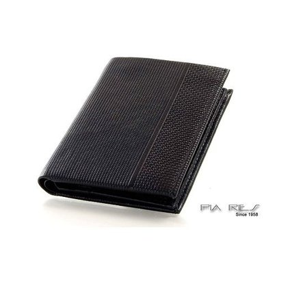 Pia Ries Heren portemonnee zwart Pia Ries 849