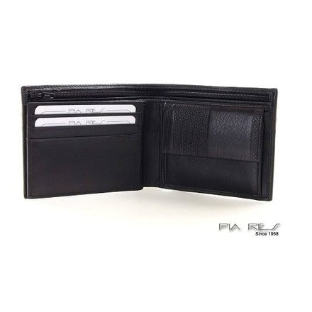Pia Ries N Heren portemonnee zwart Pia Ries 851