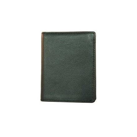 Leather Design Pasjeshouder zwart Leather Design KA1119