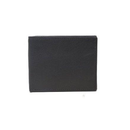 JBW Heren portemonnee zwart JBW 1.7523ZW