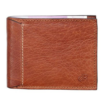 HJ de Rooy Heren portemonnee chestnut HJ de Rooy 78524 C