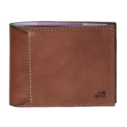 HJ de Rooy Heren portemonnee chestnut HJ de Rooy 78581 C