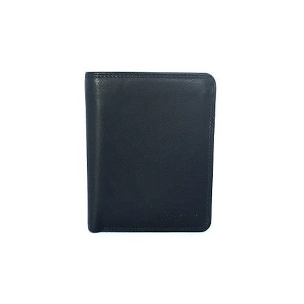 Burkely portemonnees Heren hoge portemonnee zwart Burkely 5800