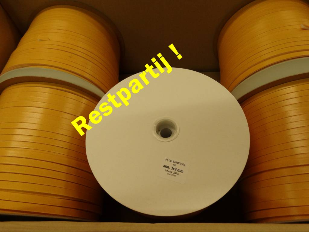 PE Celband 35 /ZK (3x9mm) 250m rol