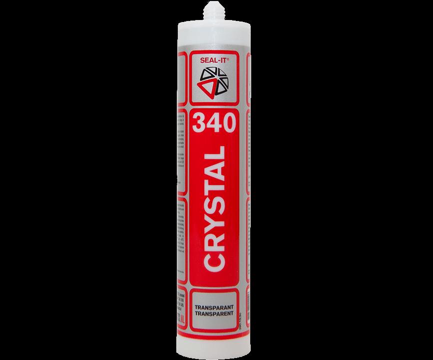 connect Seal-it 340 Crystal 24 stuks