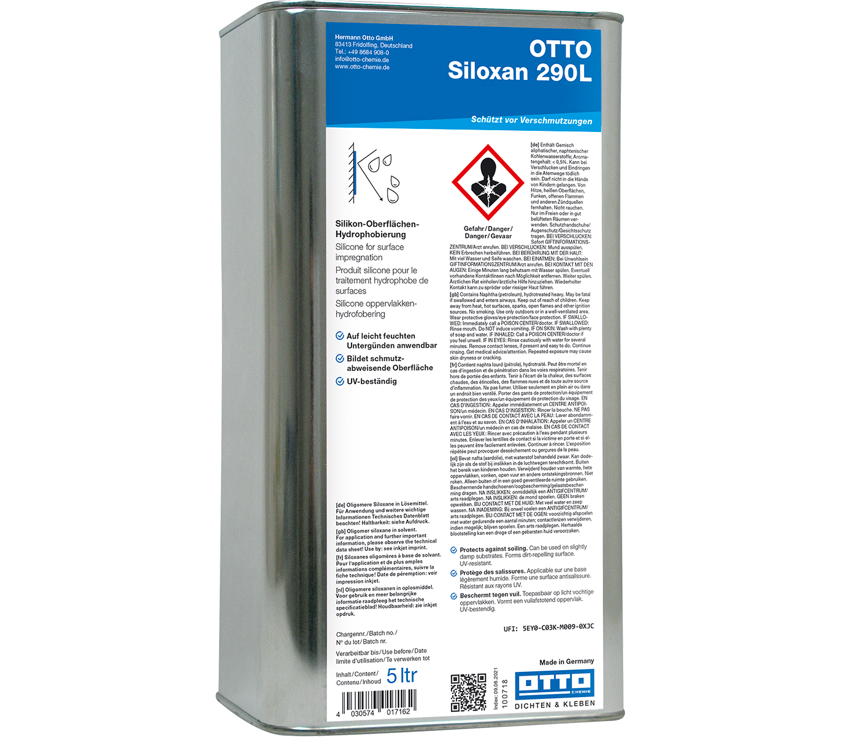 Ottoseal Otto Siloxan 290 L
