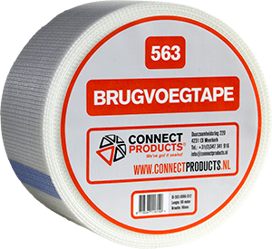 connect Seal-it 563 Brugvoegtape 96mm