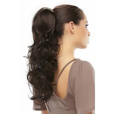 Lange haarstukken