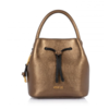 ANY DI Bucket Bag Mini Bronze
