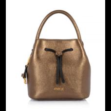 Bucket Bag Mini Bronze