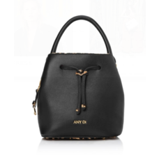 ANY DI Bucket Bag Mini Black Leo