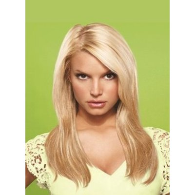 Hairdo Jessica Simpson clip in straight hair extensions 22""