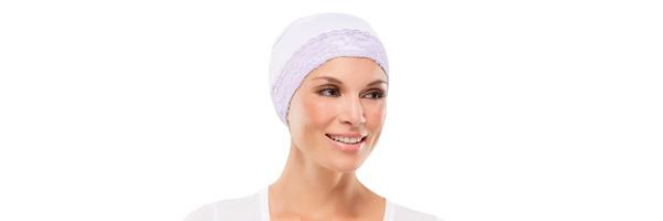 Waarom je zeker een slaapmuts moet dragen na haarverlies of chemotherapie