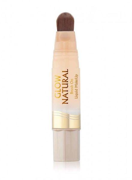 Milani Cosmetics Milani Glow Natural Brush-On Liquid Makeup
