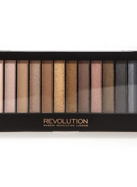 Makeup Revolution Makeup Revolution Lidschatten Palette Iconic 1