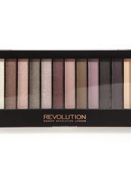 Makeup Revolution Makeup Revolution Lidschatten Palette Romantic Smoked