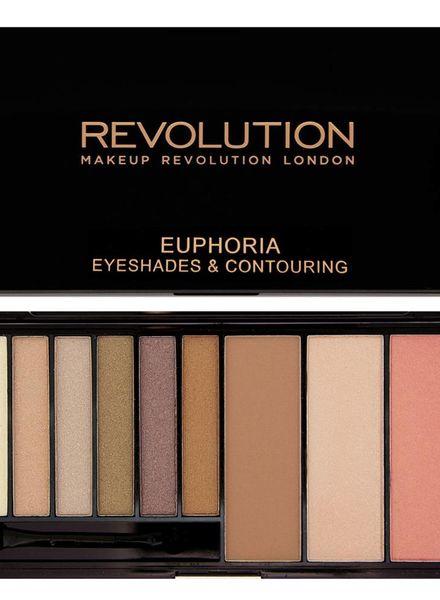 Makeup Revolution Makeup Revolution Euphoria Palette Bronzed Euphoria