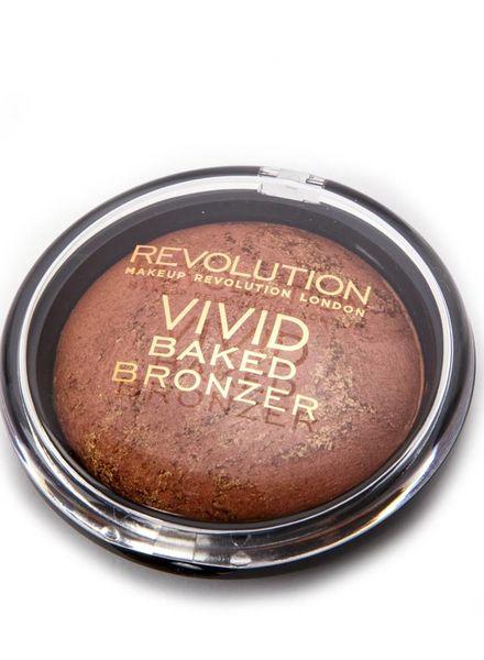 Makeup Revolution Makeup Revolution Baked Bronze - Bronzed Fame