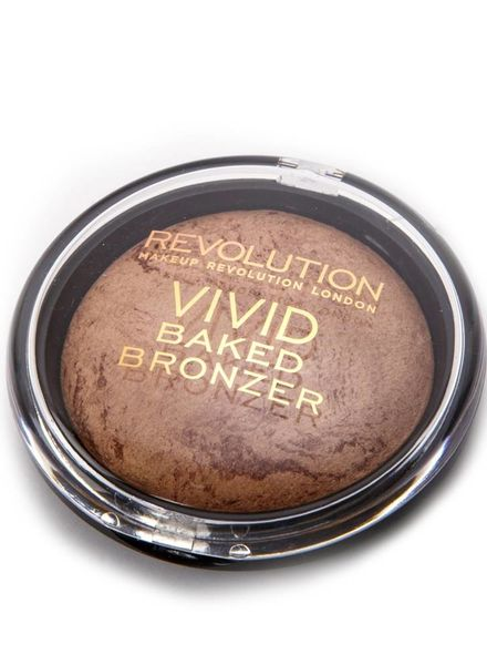 Makeup Revolution Makeup Revolution Baked Bronze - Ready to go