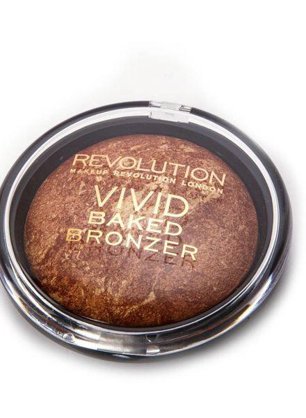 Makeup Revolution Makeup Revolution Baked Bronzer - Rock