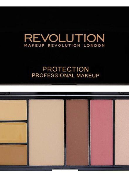 Makeup Revolution Makeup Revolution Protection Palette Medium