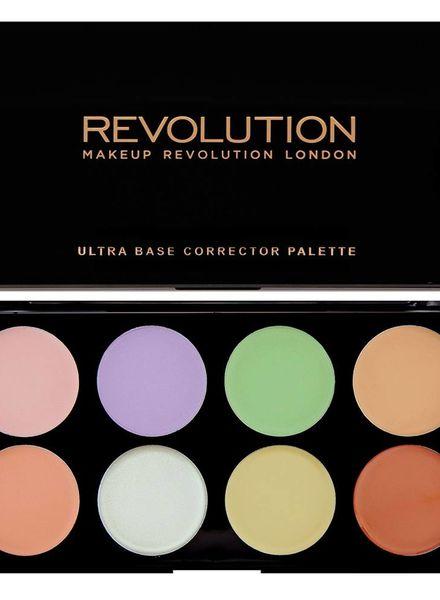 Makeup Revolution Makeup Revolution Ultra farbliche Concealer-Palette