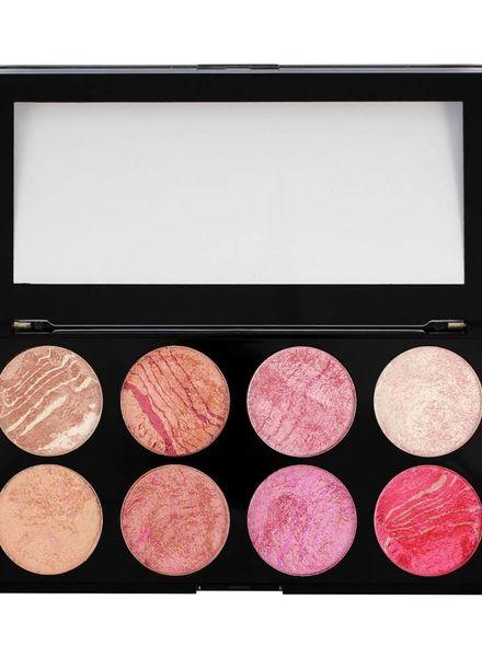 Makeup Revolution Makeup Revolution Blush Palette - Blush Queen